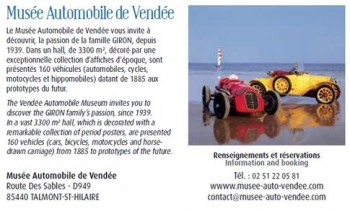 Musee automobile vendee