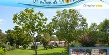 Camping LE VILLAGE DE FLORINE - Coëx
