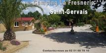 Camping Naya Village LA FRESNERIE - Saint-Gervais