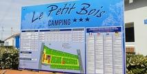 Camping LE PETIT BOIS - Saint-Jean-de-Monts