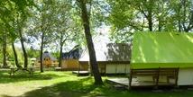 Camping LE PRE DE LA FONTAINE - Aizenay