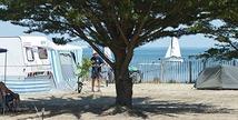 Camping HUTTOPIA NOIRMOUTIER - Noirmoutier-en-l'Île
