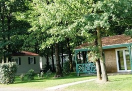 Camping DOMAINE DE L'EDEN - La Boissière-de-Montaigu