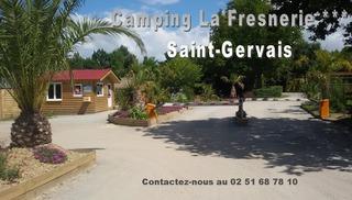 Camping LA FRESNERIE - Saint-Gervais