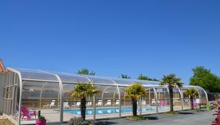 Camping LES LOGERIES - Vairé