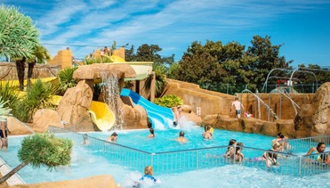 Camping Chadotel L'OCEANO D'OR
