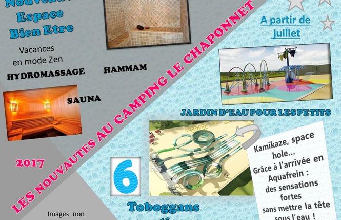 Camping LE CHAPONNET 4 - Brem-sur-Mer