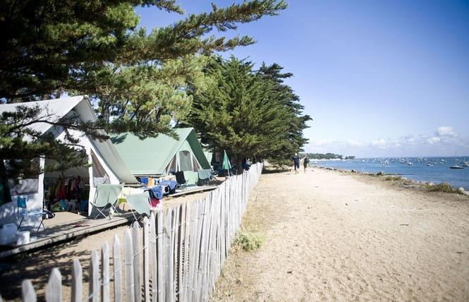 Camping HUTTOPIA NOIRMOUTIER 10 - Noirmoutier-en-l'Île
