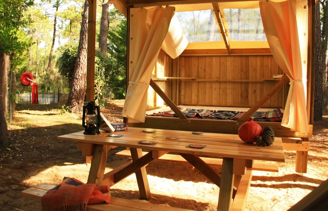 Camping LES PINEDES DE LA CAILLAUDERIE 15 - Saint-Jean-de-Monts