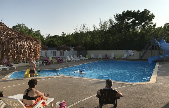 Camping LES MANCELLIERES 6 - Avrillé