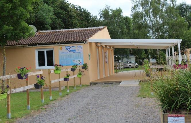Camping LA VERTONNE 1 - Grosbreuil