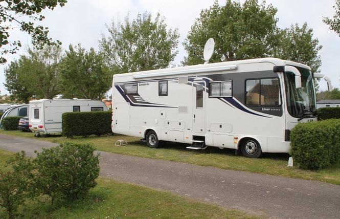 Camping LES FOSSES ROUGES 7 - Les Sables-d'Olonne