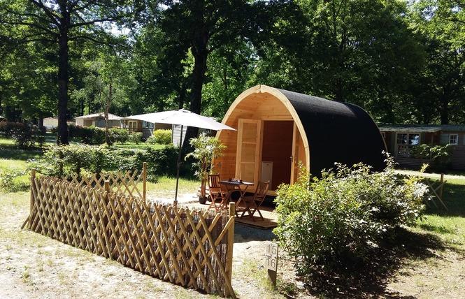 Camping LAC DE LA TRICHERIE 7 - Mesnard-la-Barotière