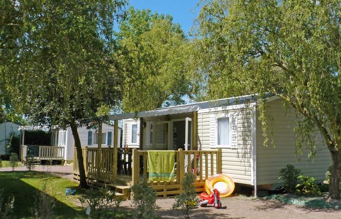 Camping LES BLANCS CHENES 12 - La Tranche-sur-Mer