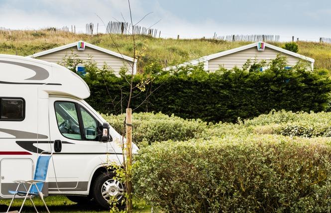 Camping LE CARAVAN'ILE 17 - La Guérinière