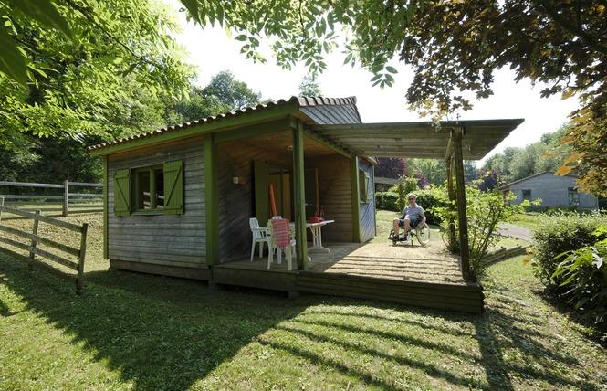 Camping LE HAMEAU DU PETIT LAY 12 - Mouchamps