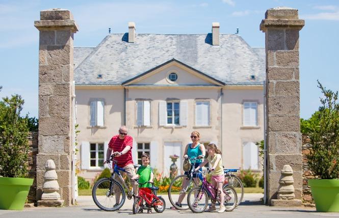 Camping Castel  LA GARANGEOIRE 3 - Saint-Julien-des-Landes