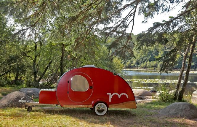 Camping LE ROUGE GORGE 20 - Saint-Laurent-sur-Sèvre