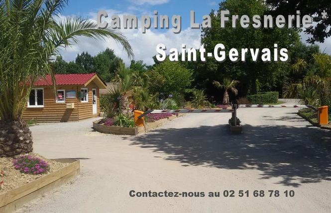 Camping LA FRESNERIE 2 - Saint-Gervais
