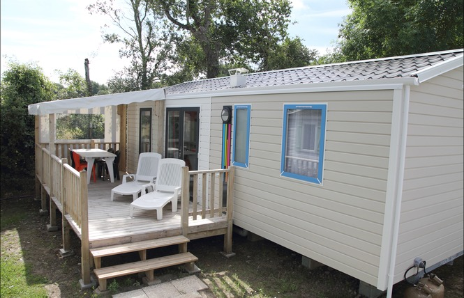 Camping LES ALOUETTES 8 - Bretignolles-sur-Mer