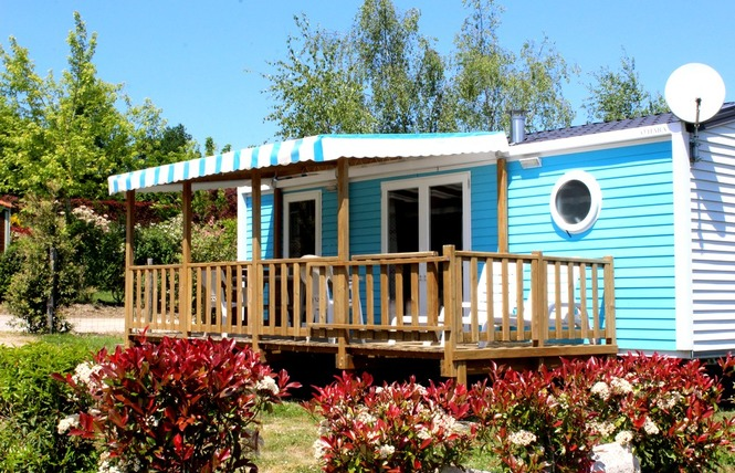 Camping AU BOIS DU CE 1 - Chambretaud