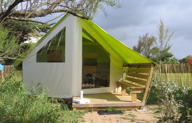 Camping LA PADRELLE 4 - Saint-Hilaire-de-Riez