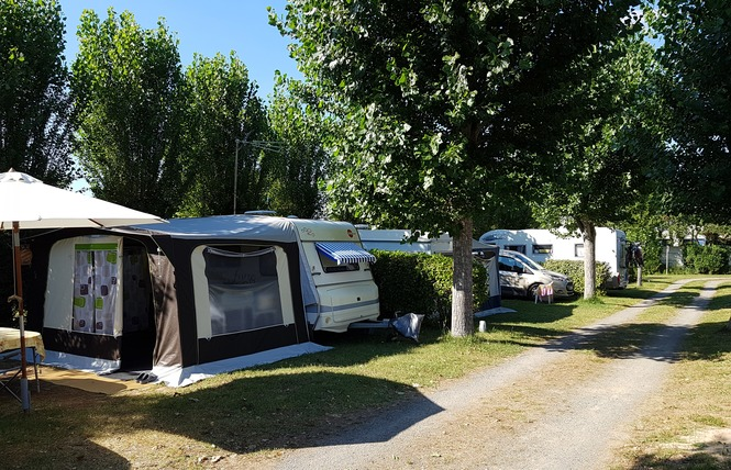 Camping LES CHAUMES 1 - Saint-Jean-de-Monts
