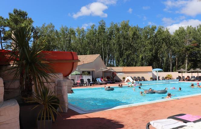 Camping LA PUERTA DEL SOL 4 - Saint-Hilaire-de-Riez