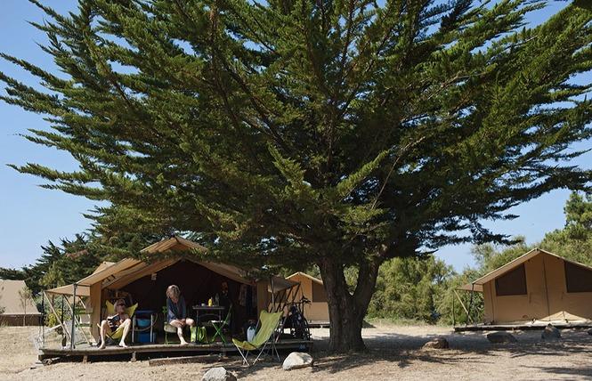 Camping HUTTOPIA NOIRMOUTIER 9 - Noirmoutier-en-l'Île