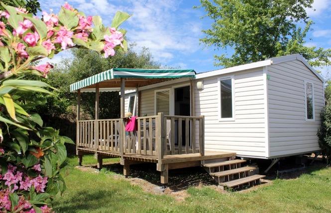 Camping AU BOIS DU CE 16 - Chambretaud