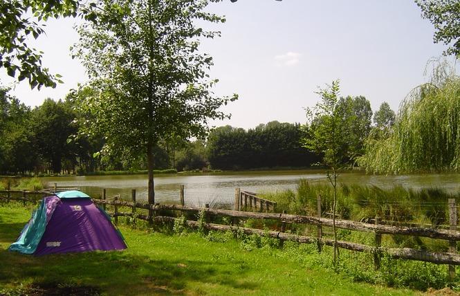 Camping LA JAMONIERE 1 - Mervent