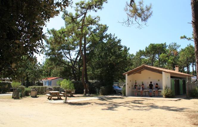 Camping LES PINEDES DE LA CAILLAUDERIE 11 - Saint-Jean-de-Monts