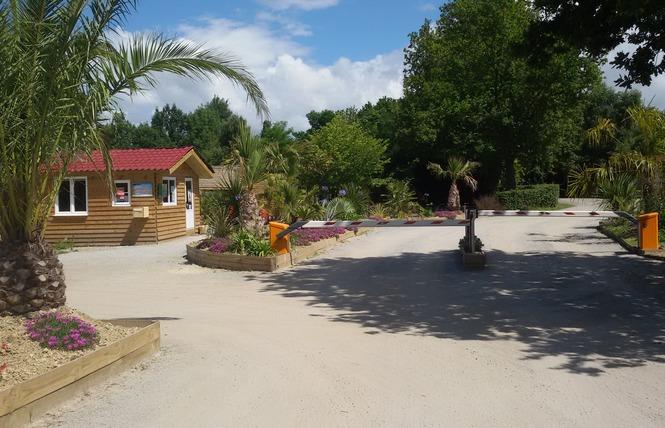 Camping LA FRESNERIE 6 - Saint-Gervais