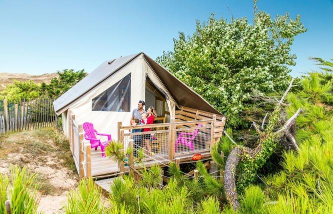 Camping  LA POMME DE PIN 7 - Saint-Hilaire-de-Riez