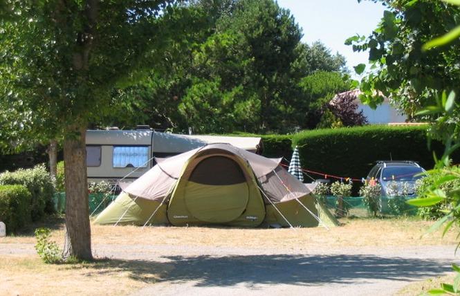 Camping LES CHAUMES 11 - Saint-Jean-de-Monts