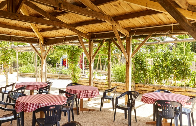 Camping Paradis LA GRAND' METAIRIE 17 - Saint-Hilaire-la-Forêt