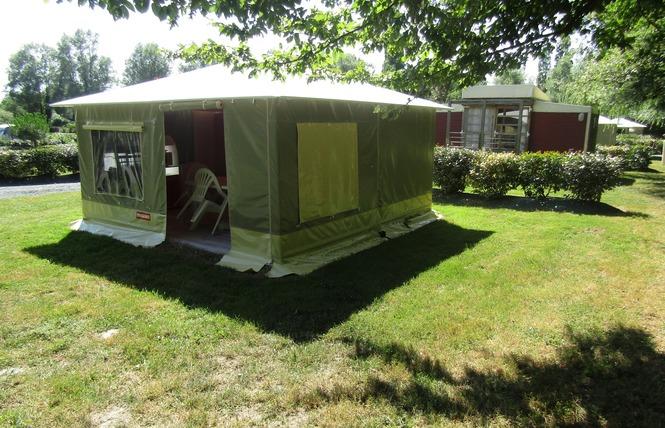 Camping DOMAINE DE BELLEVUE 35 - Saint-Christophe-du-Ligneron