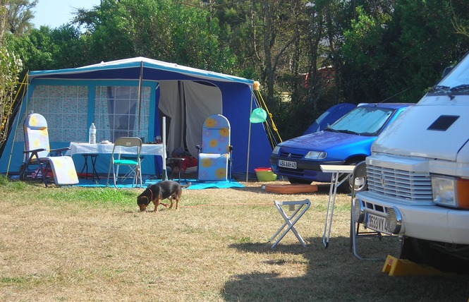 Camping LA PADRELLE 8 - Saint-Hilaire-de-Riez
