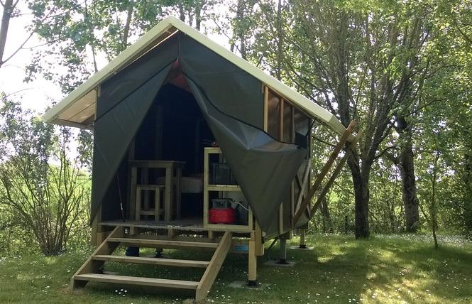 Camping LES MIZOTTES 4 - Saint-Michel-en-l'Herm