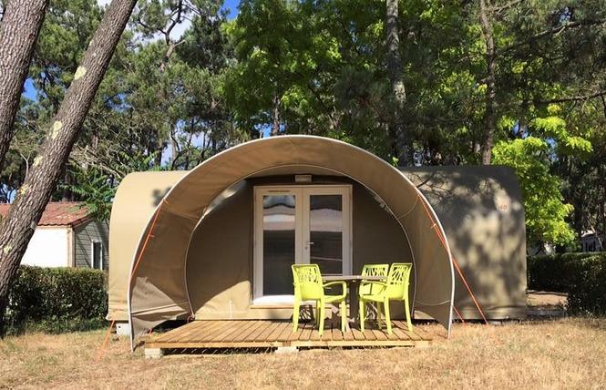 Camping DES BICHES 11 - Saint-Hilaire-de-Riez
