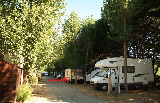 Camping LES PINEDES DE LA CAILLAUDERIE 17 - Saint-Jean-de-Monts