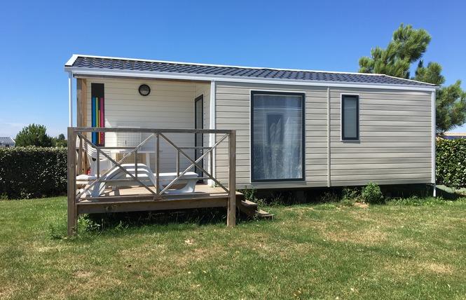 Camping DOMAINE DE LA MICHELIERE 22 - Givrand