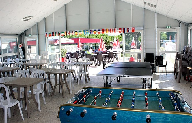 Camping AU BOIS DU CE 12 - Chambretaud