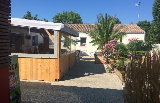Camping LA GRANDE VALLEE 9 - La Tranche-sur-Mer