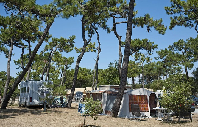 Camping HUTTOPIA NOIRMOUTIER 4 - Noirmoutier-en-l'Île