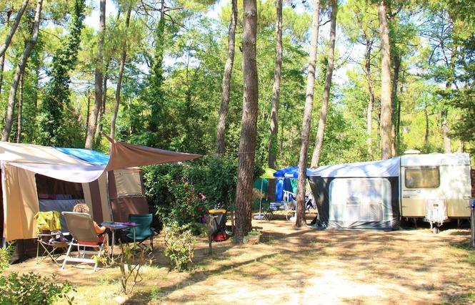 Camping LES PINEDES DE LA CAILLAUDERIE 13 - Saint-Jean-de-Monts