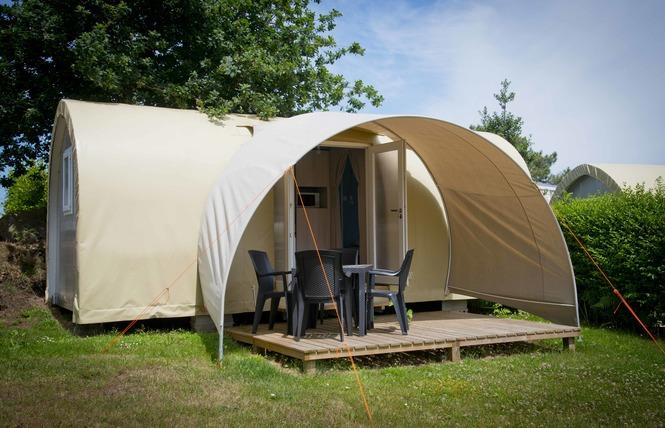 Camping LE ROUGE GORGE 18 - Saint-Laurent-sur-Sèvre