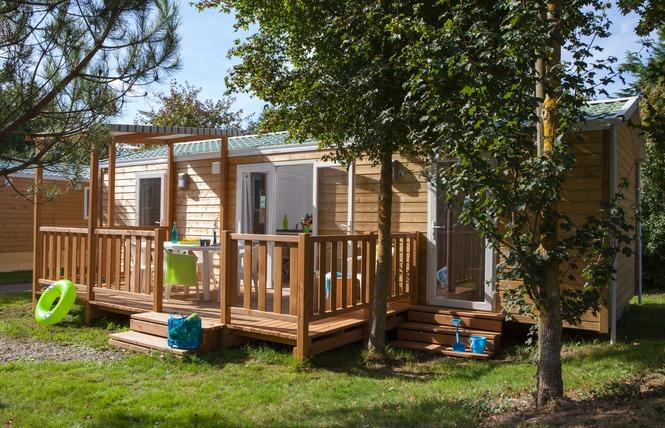Camping LE PARADIS 8 - Talmont-Saint-Hilaire