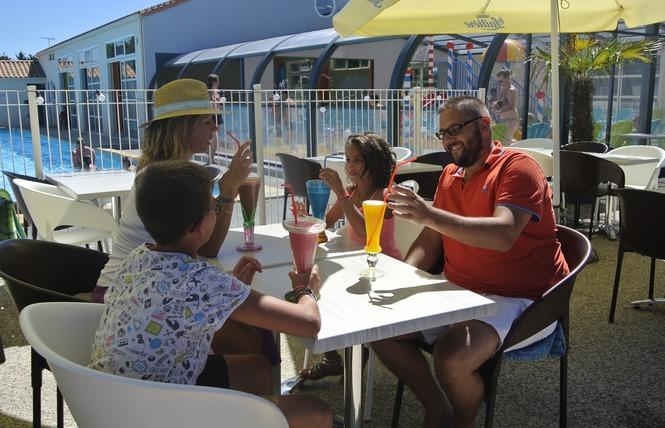Camping Club Le Trianon 9 - Olonne-sur-Mer