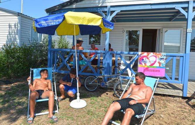 Camping APV LE PAVILLON BLEU 15 - La Faute-sur-Mer